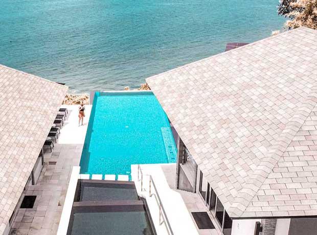 Beachfront Villa Design